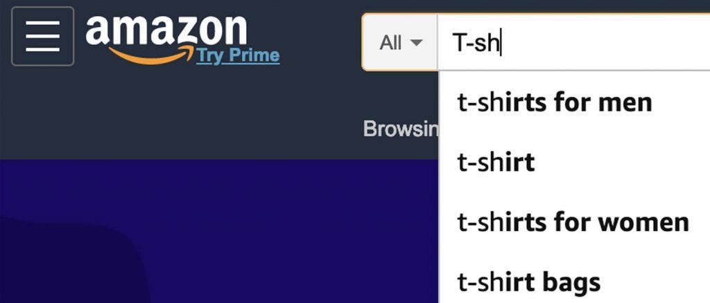 Keywords na Amazon